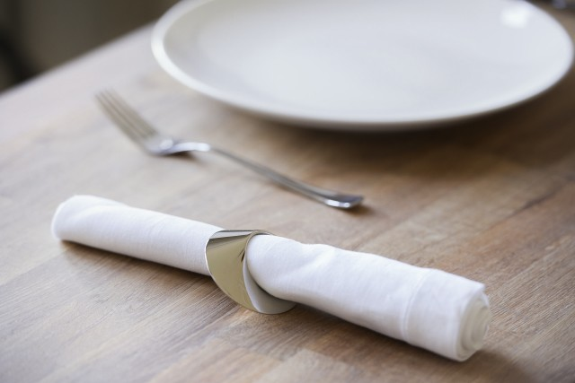 SWIRL napkin rings