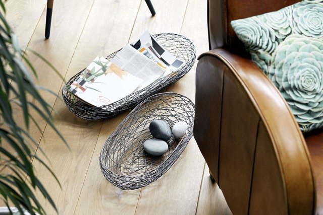 NEST Wire Basket 2-pcs