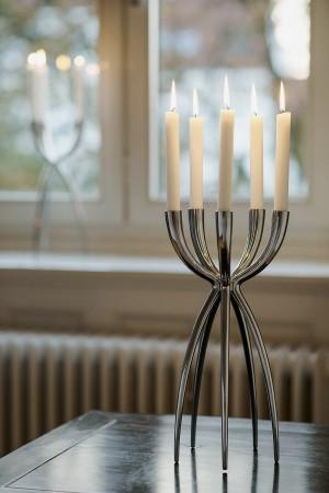 COPIC 5-armiger Kerzenleuchter
