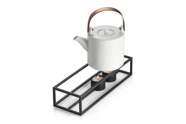 CUBO teapot warmer