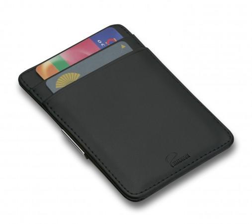 GIORGIO credit card case with money clip