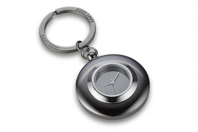 VICTORIA Schlüsselanhänger mit Uhr