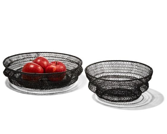 FLEX wire basket, foldable