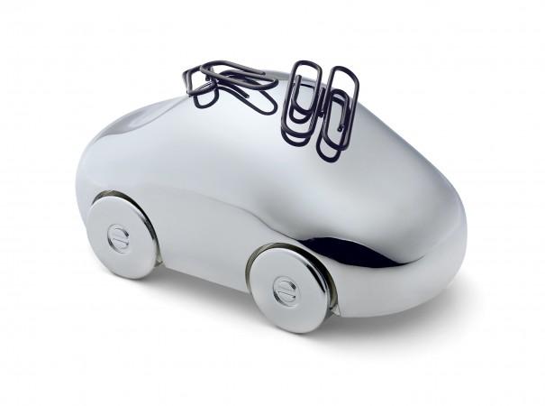 MY CAR Briefbeschwerer + Büroklammerhalter