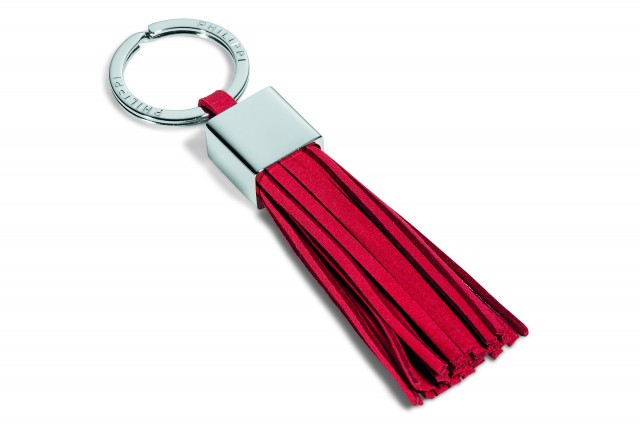 GALA Schlüsselanhänger, rot