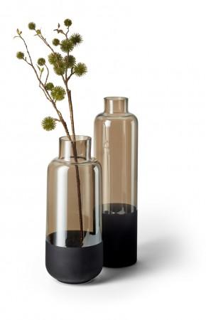 LINUS - Große Vase / Blumenvase für Pampasgras oder Trockenblumen