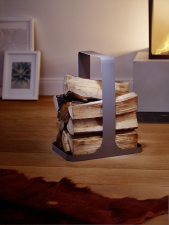 LOG wood tray