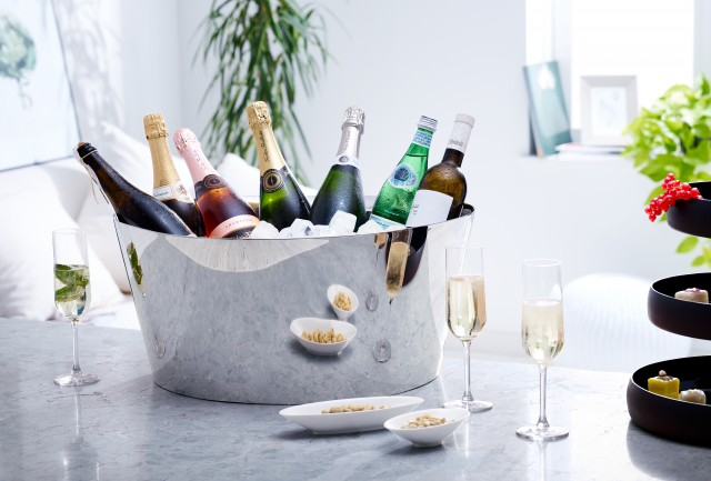 Cannes champagne tub