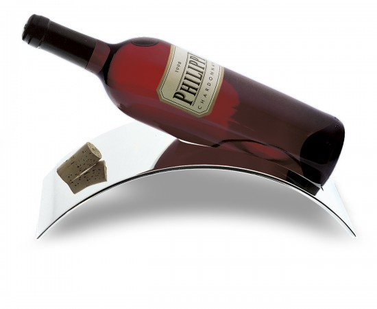 STAND wine bottle holder