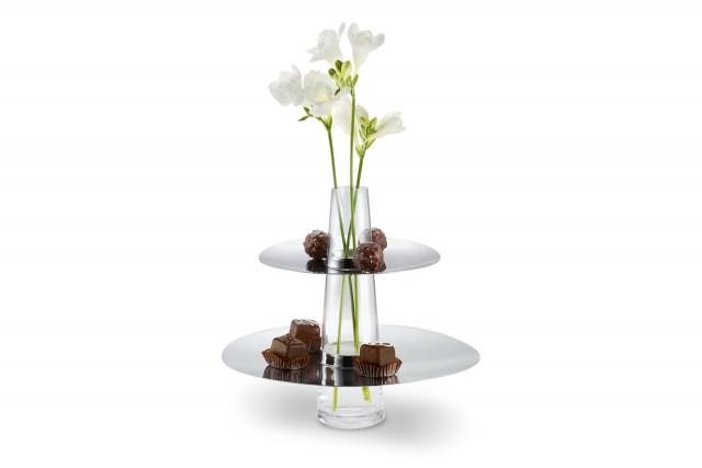 FONTAINE Etagere mit Vase