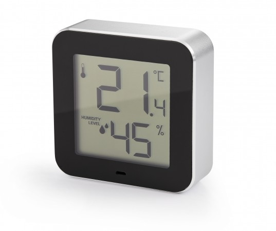 SIMPLE digital thermometer / hygrometer