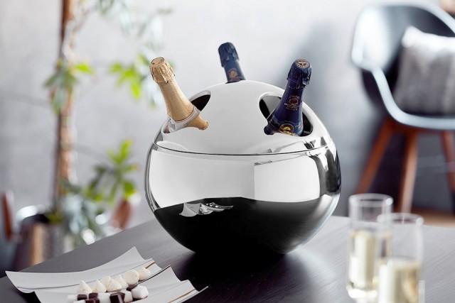 SAINT TROPEZ Champagnerkühler mit Top