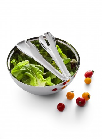 Insalata salad bowl with server set